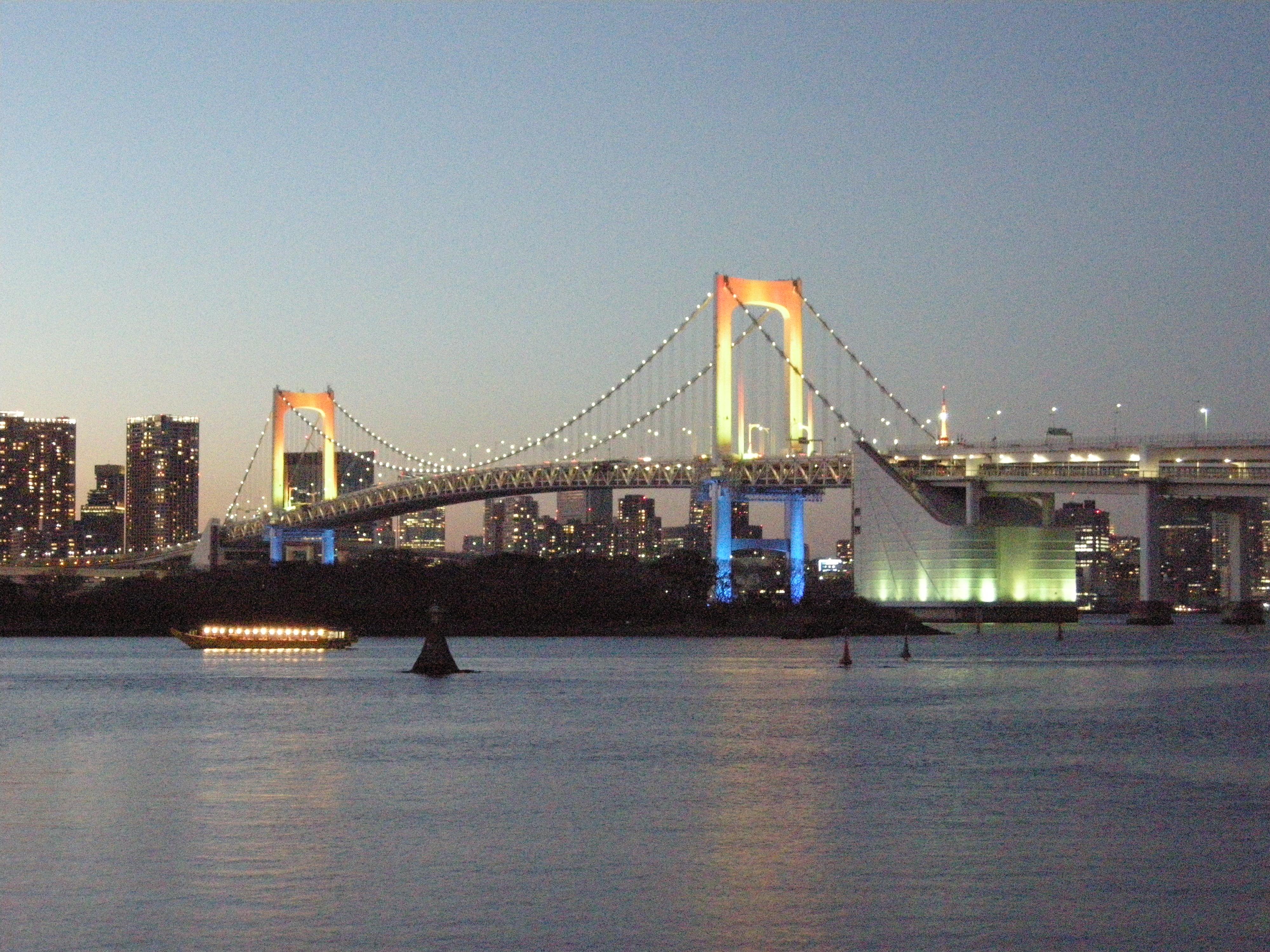 Tokyo Rainbow-Bridge