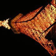 Tokyo Tower bei Nacht